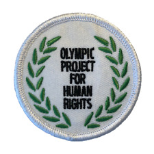 "Olympic Project for Human Rights 2.5"" Special Edition Patch"