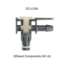 Audi 2.0 TDI Diesel Injector Leak Off Connector 90 Degree L Piece Connector