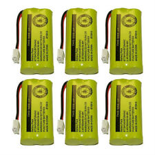 Fits VTech 89-1326-00-00 NiMH Cordless Phone Battery (6 Pack)