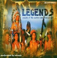 Navajo Legends-Sounds of the native American people [CD]