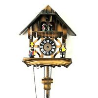 PARTS/REPAIR Regula #25/ 79 Musical Movement Cuckoo Clock Dancers West Germany