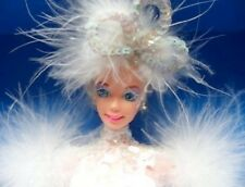 Snow Princess Barbie 1994 Enchanted Seasons Collection SEALED IN SHIPPER NOT USE