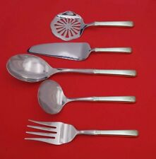 """Craftsman by Towle Sterling Silver Pastry Tongs 9 7//8/"""" HHWS  Custom Made"""