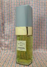 Vintage RARE 1970s Chanel No 19 FULL 3.38 oz 100 ml Eau de Toilette OLD FORMULA