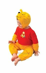Boys Winnie The Pooh Kids Disney Fancy Dress Costume Bear AA Milnes Story