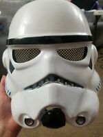 Rubies Child Star Wars Stormtrooper Costume HELMET ONLY plastic size Small 4-6