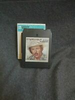 HANK WILLIAMS Jr.~Fourteen Greatest Hits~MGM 8 Track Tape-spot tested!