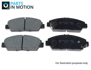 Brake Pads Set fits PEUGEOT BOXER 130 2.2D Rear 2014 on KeyParts 1612434180 New