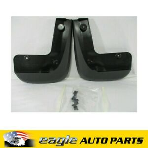 OPEL INSIGNIA FRONT MUDFLAPS GENUINE GM # 32026218