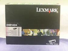 Original Lexmark 24B1424 Optra S Return Program Black