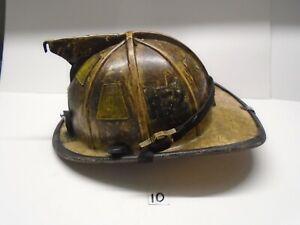 Cairns 1044 Fire Helmet - White 10