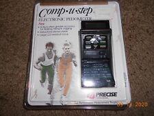 Precise International Comp U Step Electronic Pedometer New Sealed