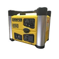 Champion CPG72301i-E 2300 Watt Petrol Inverter Generator with Recoil Start
