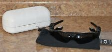 Oakley Thump 512 Black Sunglasses w/ Case Pre-owned Free Shipping