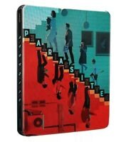 Steelbook PARASITE Combo Pack (2 BLU-RAY + DVD) Edizione Speciale 2 Dischi