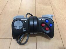 Ps1 Negcon Schwarz Controller nur Namco Playstation