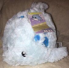 "Dolphin Mini Squishable 9"" inch Plush Stuffed Sea Animal Squishables Retired NWT"