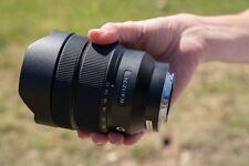 Sony fe 12-24mm F4 G Sel1224g for E-mount from EU mejor