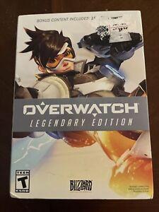 Overwatch: Legendary Edition (PC, 2018) - BRAND NEW & SEALED