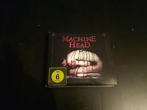 Machine Head - Catharsis (Deluxe Edition Digipak mit DVD)