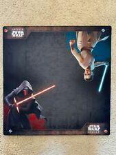 Star Wars Destiny Rare 2 Player Mat Official FFG Kylo Ren Rey Game Release Mat