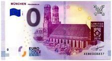 Billet Touristique - 0 Euro - Allemagne - München - Frauenkirche (2018-1)