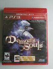 Demon's Souls Ps 3 Precintado