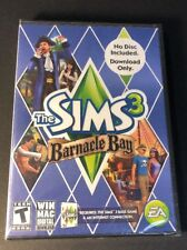 The Sims 3 [ Barnacle Bay / Download Card Only in Case ]  (PC) NEW