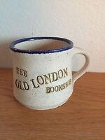 "The Old London Bookshop    Michael    Coffee Mug  3 1/4"""
