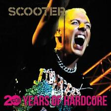 SCOOTER 20 Years of Hardcore Doppel-CD NEU  OVP