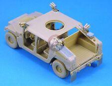 Legend 1/35 M1114 Up-Armored AC HMMWV Humvee Detailing Set (for Bronco) LF1218