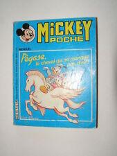 BD mickey poche n°142 de 1986