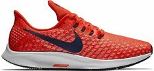 NIKE AIR ZOOM PEGASUS 35 SHOES (942851-602) - SIZE 10.5 - HABANERO RED - NEW!