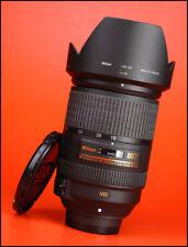 Nikon AF-S ED VR 18-300mm F3.5-5.6 G DX Super Zoom Lens + F/R Lens Caps & Hood
