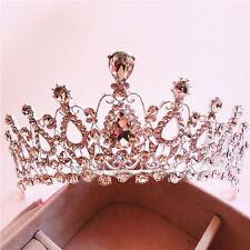 Hochzeit Diadem Kristall Tiara Braut Krone Haarband Partei Festzug Haarreifen de