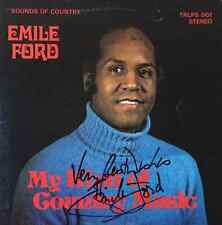 EMILE FORD - My Kind Of Country Music (LP) (VG-/VG-)