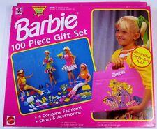 Barbie 100 Piece Gift Set 669 (New)