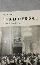 I figli d'Ercole -  Nello Simili - 1968 - Ites - lo