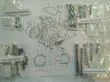 Genuine Suzuki Complete Engine Case Casing Bolt Set GSX 750 1000 1100 Katana SZ