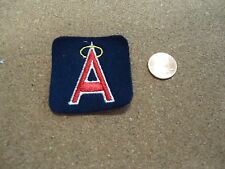 Vintage California Angels Patch New Old Stock