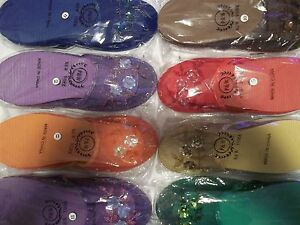 New Women Lady Chinese Mesh Slippers, Assorted Colors and Sizes