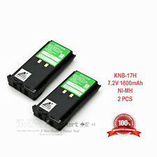 2 x KNB-16A KNB-17A Battery for KENWOOD TK280 TK380 TK480 TK481 TK5400