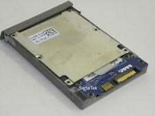 "Dell Latitude D630 Caddy for 1.8"" ZIF SSD W D630 Bezel GX466 H433C YY432 MM590"