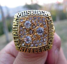 1978 Pittsburgh Steelers American Football Team Ring Fan Men Gift