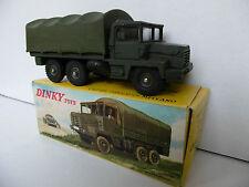 DINKY TOYS FRANCE  BERLIET GAZELLE  REF.824  BOITE D'ORIGINE  TRÈS BON ÉTAT 1963