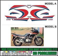 kit adesivi stickers compatibili xj 900 1985