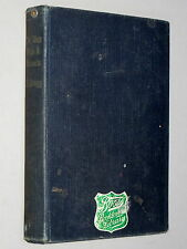 The MAN WITH A MONOCLE - Cecil Freeman Gregg (1948 1st Ed) Inspector Higgins!