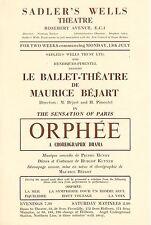 Theatre Handbills & Flyers