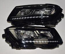 VW TIGUAN 2 II LED Fanali COMPLETO 5nb941036b 5nb941035b HEADLIGHTS