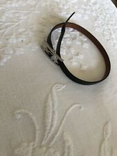*Authentic* Hermes Leather Bracelet